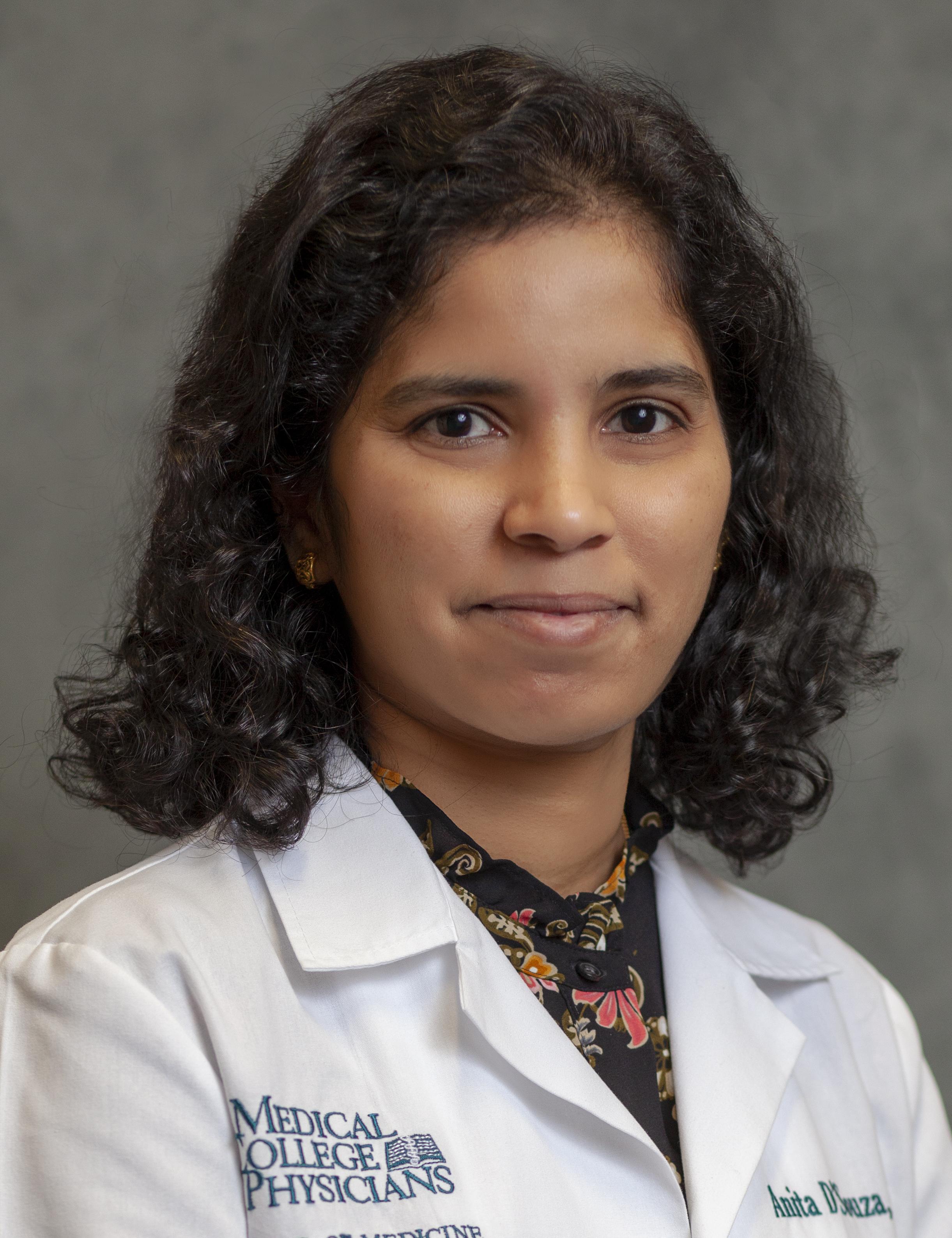 Dr. Anita D'Souza