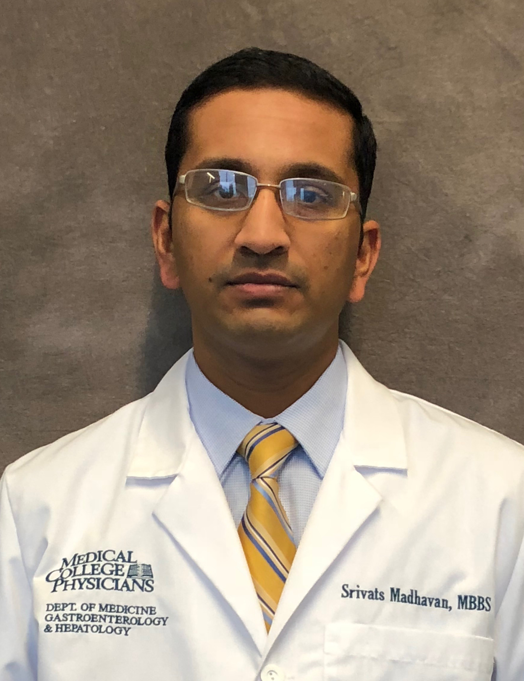 Srivats Madhavan, MD | Medical College of Wisconsin