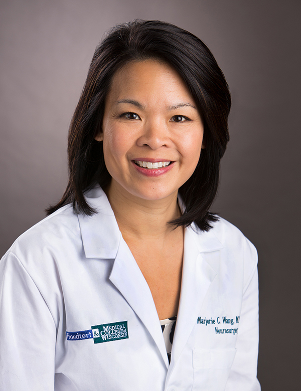 Marjorie Wang, MD, MPH, FAANS | Medical College of Wisconsin